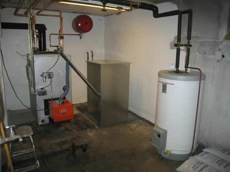 Installation av varmvattenberedare kostnad